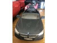 BMW electric toy car (for children)