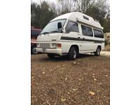 1992 NISSAN HOMY 4x4 AUTOMATIC 3-4 berth MOTOR-HOME ( ONE OWNER FROM NEW )