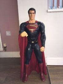 Large Superman Figure