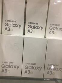 Samsung galaxy a3(2016) BRAND NEW BOXED UNLOCKED