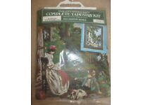 Twilleys Complete Tapestry Kit - The Story Book of Myles Birket Foster No 922