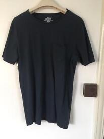 Tokyo Laundry Men's T-Shirt (Medium) - Navy