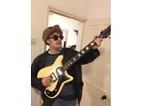 Epiphone Wilshire Phant-O-Matic Frank Iero Edition Electric Guitar