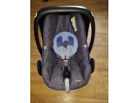 Limited edition maxi cosi Carseat