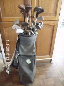 Complete Golf Set used(vintage)