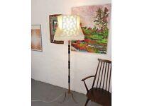 Vintage Antique French Ormolu Lamp