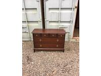 Upcycle stag 6 drawer chest * free furniture delivery*