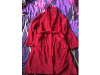 Dressing gown one size (20-22)