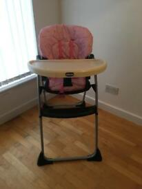 £50 for lot High Chair , Cot , Car Seat