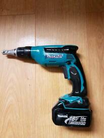 Screwgun makita 18v