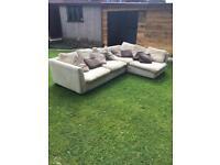 Sofa corner unit