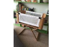 Bednest Bedside Crib £100 Excellent Condition