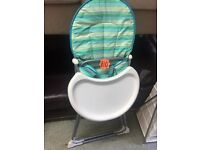 'Mother care ' high chair