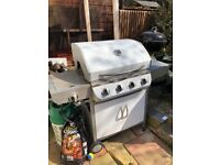 Gas Bar B Q with Gas Bottle for sale