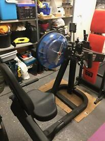 Fluid Cycle XT exercise machine