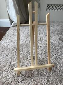 Easel A4 size wedding signs