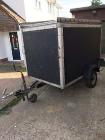 Light weight Box Trailer for sale.