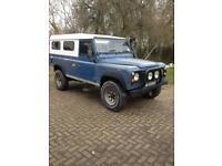 Land Rover 110 defender lwb
