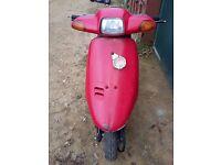 Honda Vision MET/in 50cc 1990