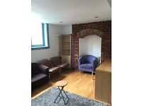 Large two bed apartment in the Peace Gardens