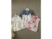 Baby girl clothes from 0-6 months