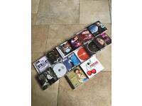 18 CDs