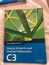 Edexcel AS and A level mathematics