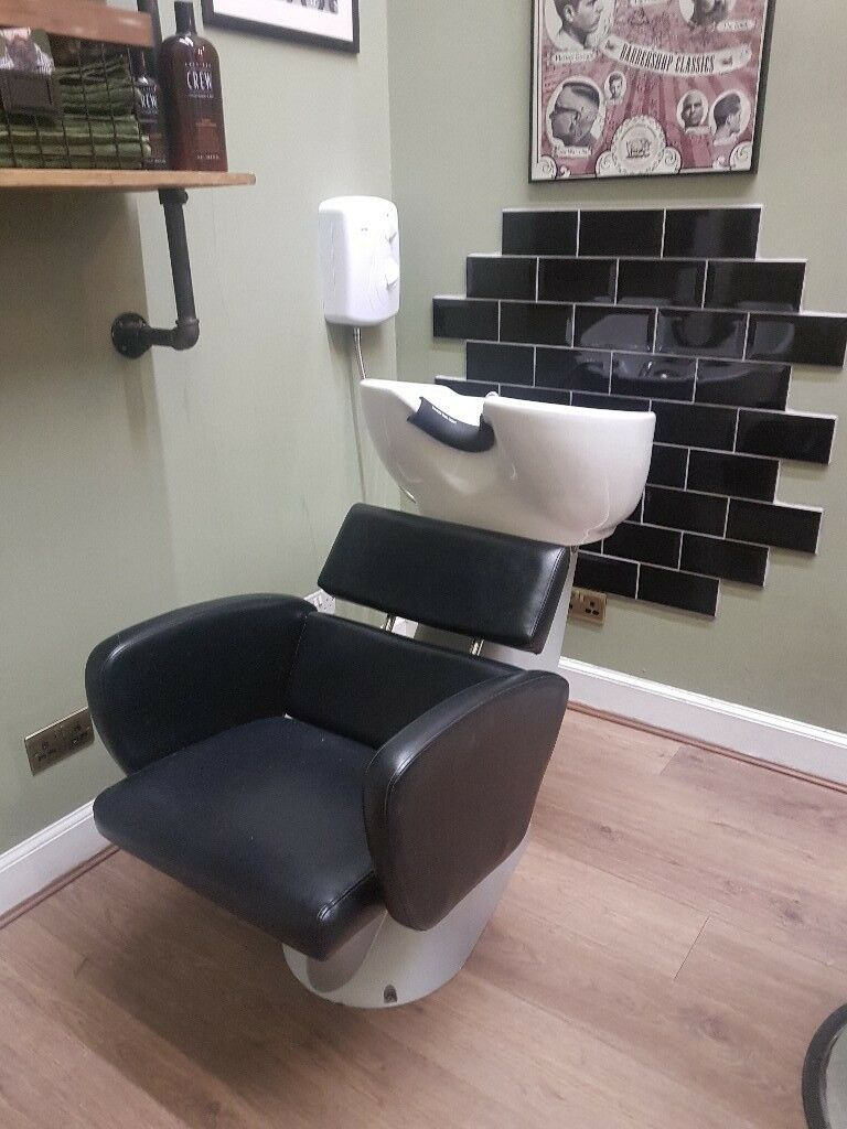 Salon Back Wash Basin