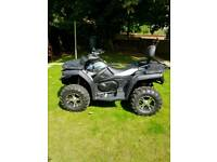 quadzilla cf550 moto quad bike