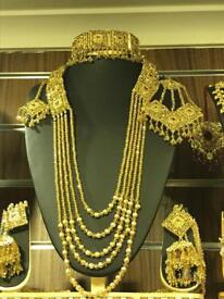 5pcs Bridal Jewellery Set