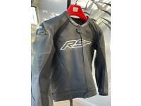 RST Track Teck EVO 4 UK48 Leather motorbike Jacket motorcycle