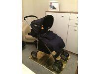 Baby/toddler transport system