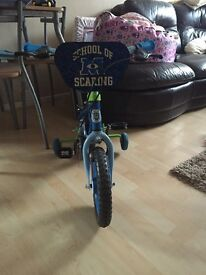 Monsters university 12 inch bike