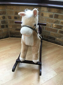 Lovley rocking horse