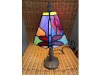 Tiffany Dragon Fly Table Lamp