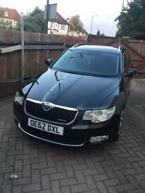 Skoda superb 2013 diesel manual
