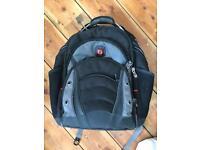 Wengel Swiss Gear laptop backpack