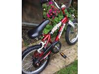 Kids bike all working £10