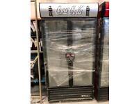 Commercial coke fridge