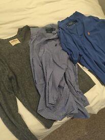 Designer clothes clear out - Ralph Lauren
