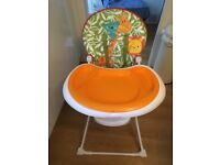 FREE As New Mothercare Highchair