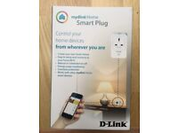 ( New and Sealed ) D-Link Home Smart Plug DSP‑W215 (Mydlink home) - works with alexa and google home