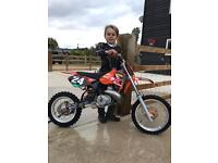 Ktm sx50 big wheel