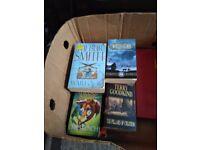 Books including craft books