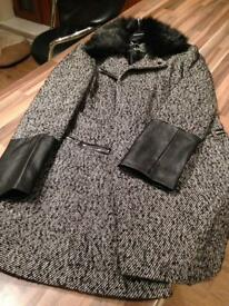 Ladies coat size 10