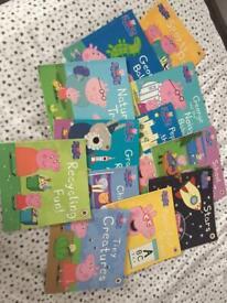 Peppa Pig books