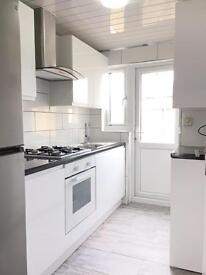FULLY REFURBISHED: 3 BEDROOM HOUSE WITH 2 RECEPTIONS: PRISTINE CONDITION: BE THE FIRST TO OCCUPY!