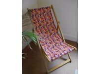 Deck Chairs - A fun set of two!