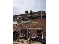 Boss/Eiger Scaffold Tower 6.2 Working Height