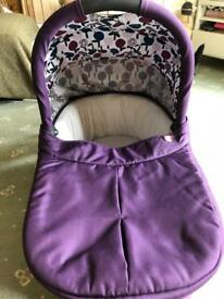 Carrycot for Mamas and Papas urbo/sola